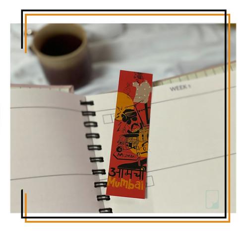 Aamchi Mumbai Bookmark