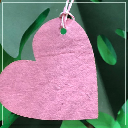 Heart Gift Tag (Set of 5)
