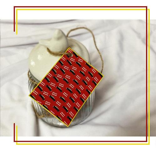Aamchi Mumbai Gift Tags (Se of 3)