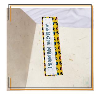Mumbai Bookmark/Tag