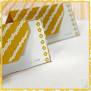 Bandhani Notecard Set
