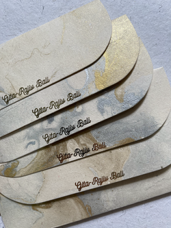 Personalised Marble Money Envelopes