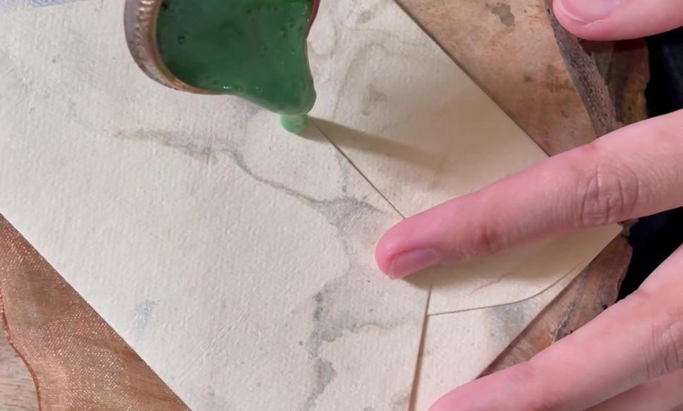 Art of wax sealing