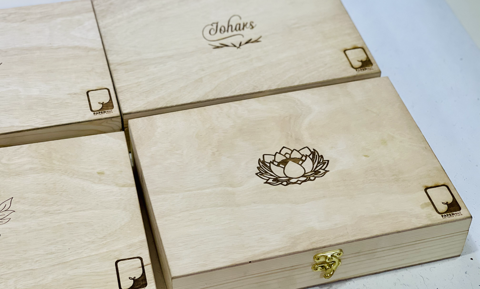 Wax Seal Kit-In a premium wooden box