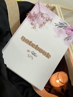 Personalised Notebook