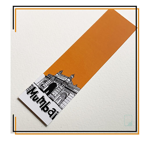 Mumbai-CityOfDreams Bookmarks (Set of3)