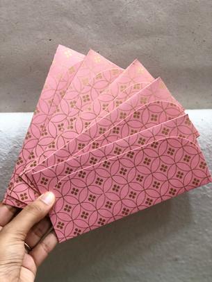 Cherry Blossom Pink Money Envelopes