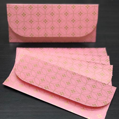 Cherry Blossom Money Envelopes (Set of 10)