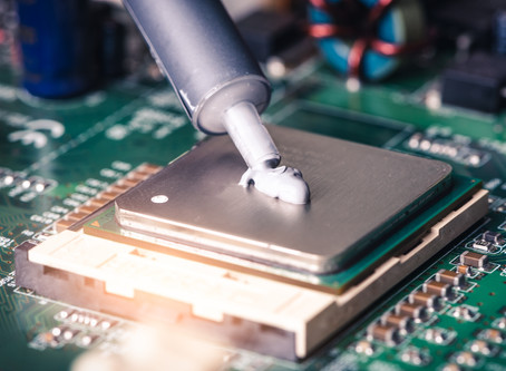 Thermal Interface Materials: Why TIMs suffer at High Power Density
