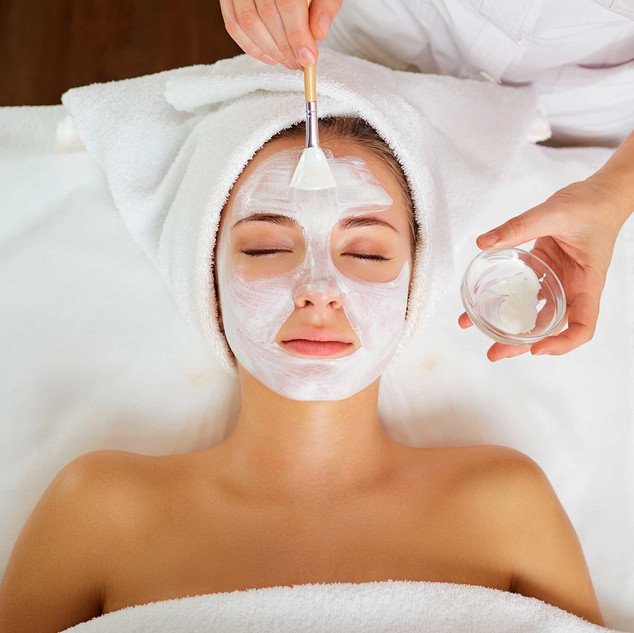 Herbal Peel & Oxygen Facial