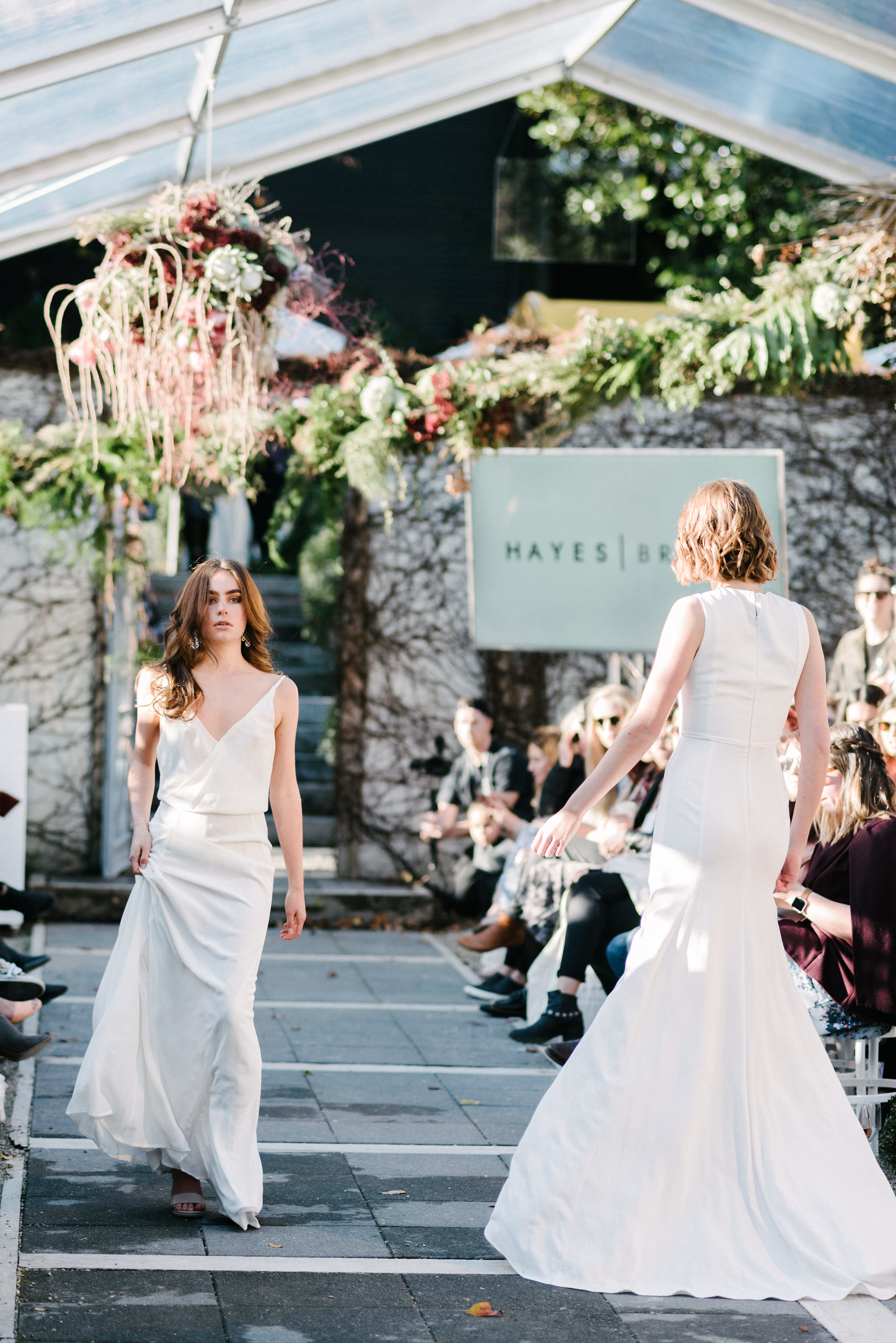 Wild Hearts Wedding Fair 2018 Runway