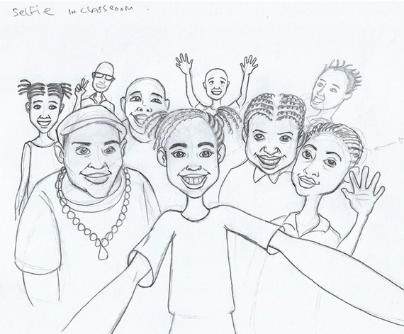 Makaylah Sketch