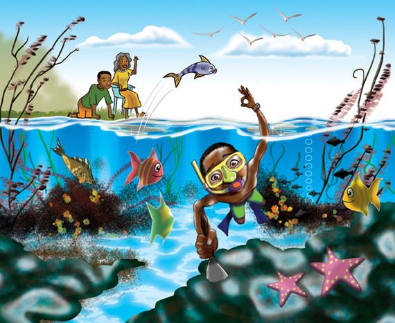 Diver Junior Squire