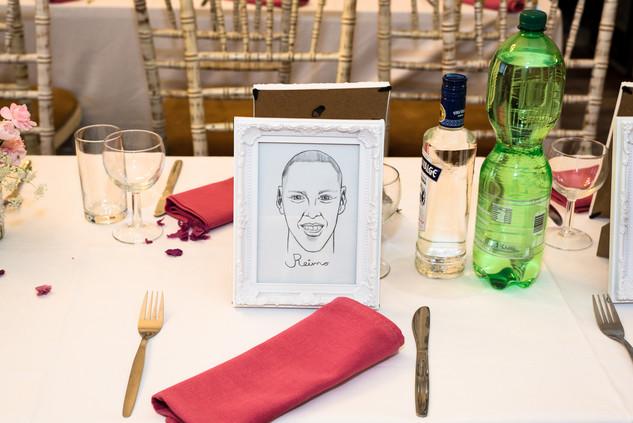 Wedding Gift Portrait
