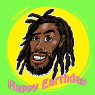 Happy Earthday Greetings