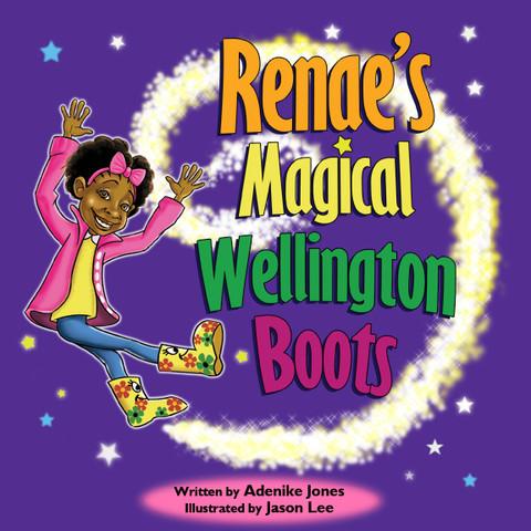 Renae's Magical Wellington Boots