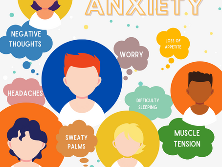 How It Feels To Have Anxiety