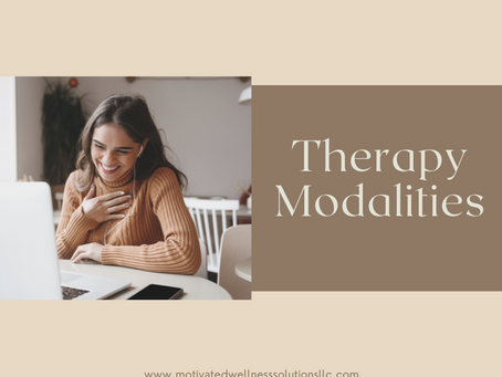 Therapy Modalities