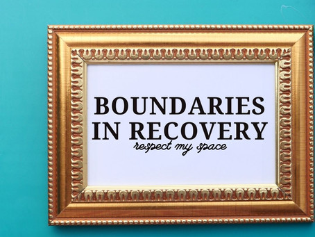 Boundaries for Recovery