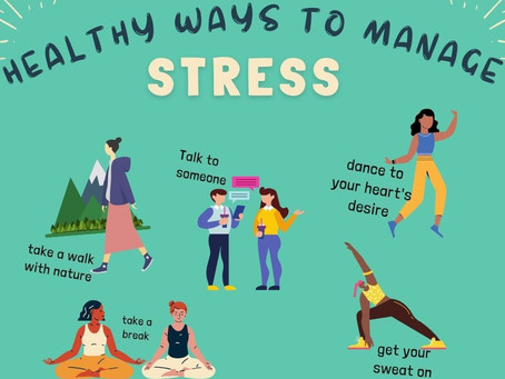 Healthy Strategies to Manage Stress