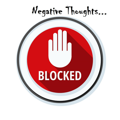 Pop-up Blocker for Negative Thoughts