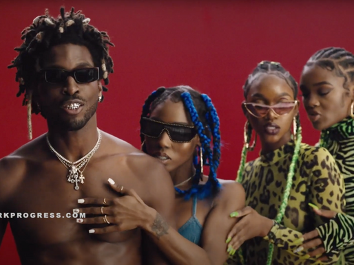 SAINt JHN - Monica Lewinsky, Election Year' ft  DaBaby & A Boogie wit da Hoodie Official Video
