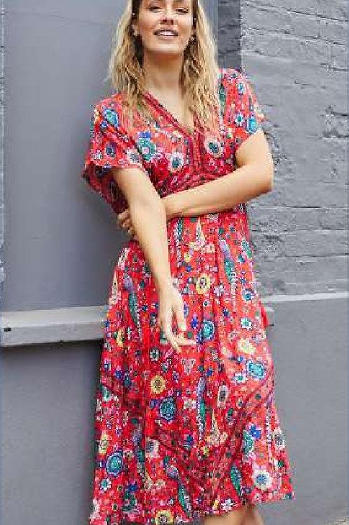 The santorini dress by Libby Loves