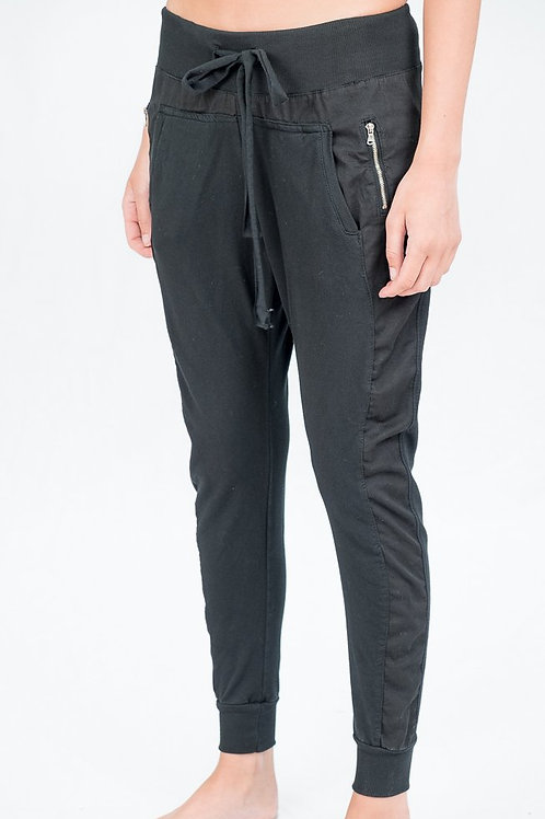 Navy blue ultimate jogger By Suzy D