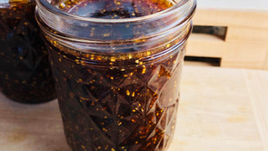Entertain with Fig Jam