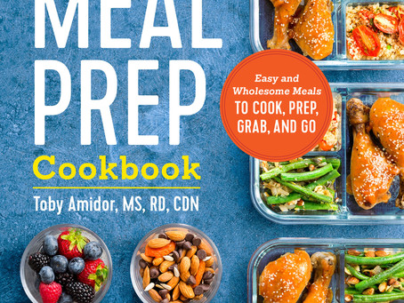 Healthy Meal Prep Cookbook Review