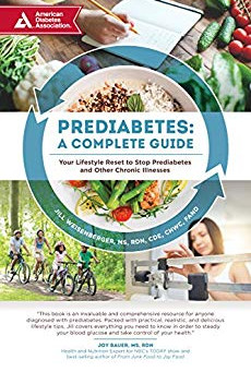Prediabetes: A Complete Guide                              Book Review & Commentary