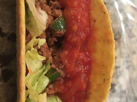 Taco Night Goes VEGAN!