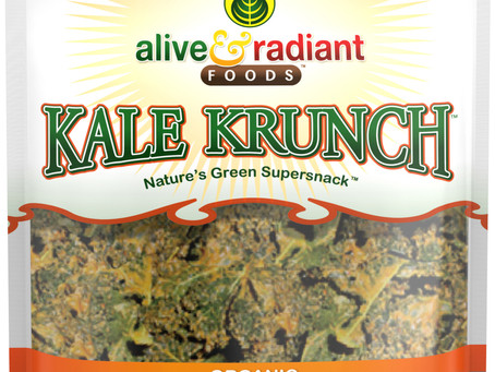 Kale~from side-plate garnish to mainstream SUPERFOOD!