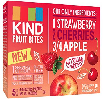 Kind® Fruit Bites Product Review