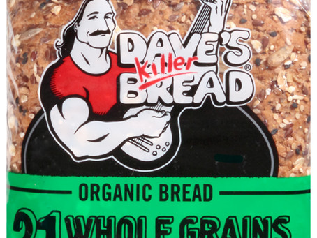 Dave's Killer Bread~ Does it Live Up to It's Name?
