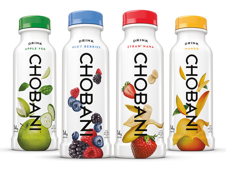 Drink Chobani Product Review