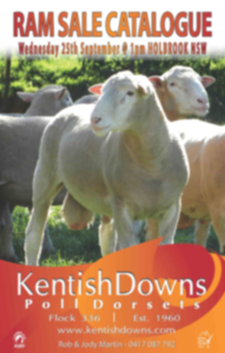 Kentish Downs Spring Catalogue 2019 High