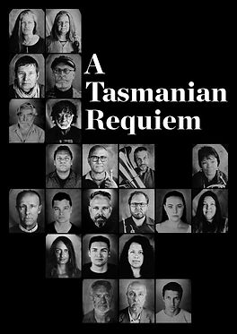 ATasmanianRequiem program cover Heike Sc