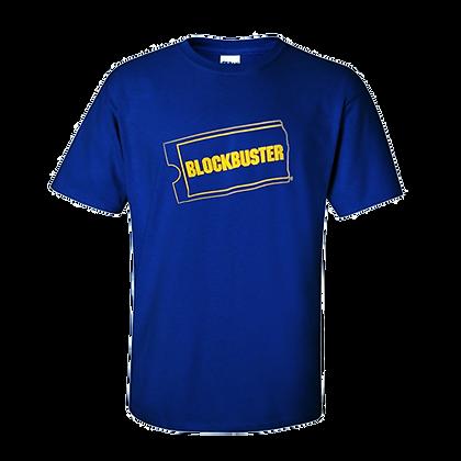 Official Blockbuster store employee shirt