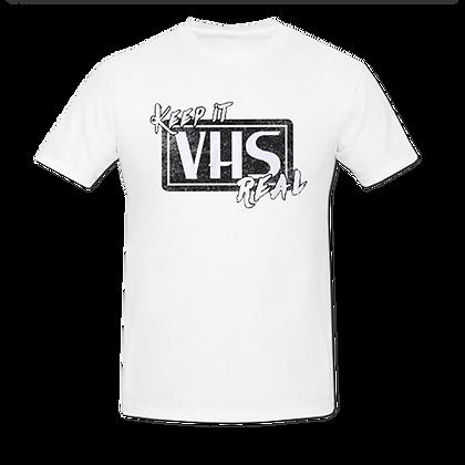 VHS - Keep it real T-shirt