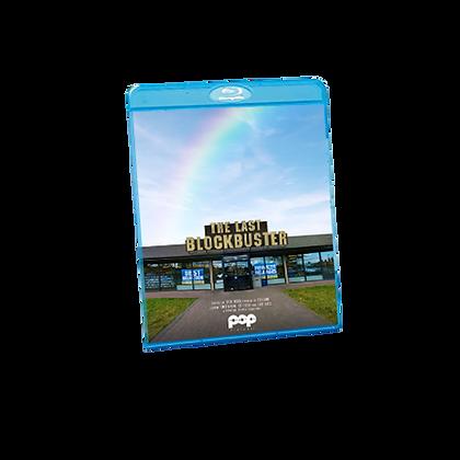 The Last Blockbuster - Bluray / DVD combo