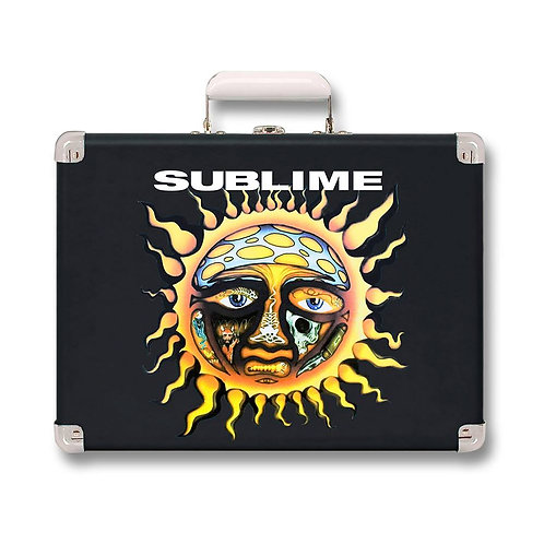 Limited Edition SUBLIME turntable with Vinyl Soundtrack