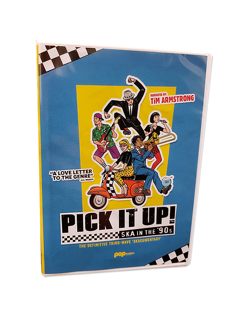 Pick It Up! Ska In the '90s - DVD with digital copy