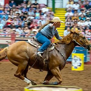 05/29/2021 Stockyards Championship Rodeo