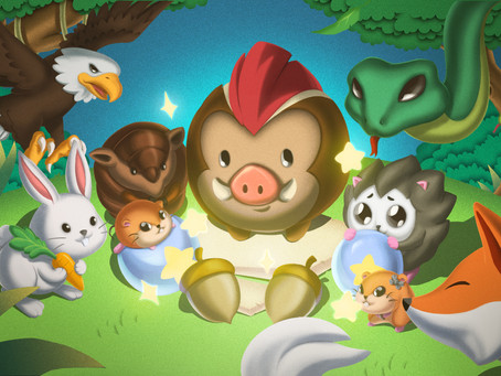 Buster's Quest: Trials of Hamsterdam Done With Development