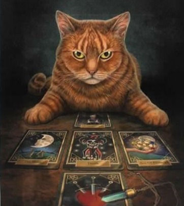 The Witching Hour - Tarot Reading