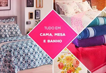 Home is... IMPERDÍVEL Loja online de artigos de cama, mesa, banho e decoração. Clique no banner.
