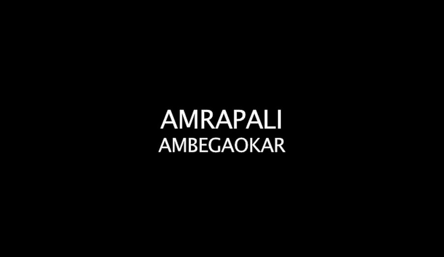 AMRAPALI DEMO REEL