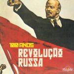 Sindicato Municipal comemora centenário da Revolução Comunista Russa com imagem de ditador em Floria