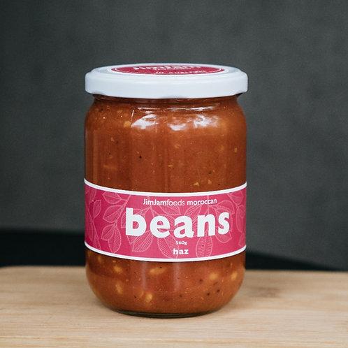 Jim Jam Haz Beans
